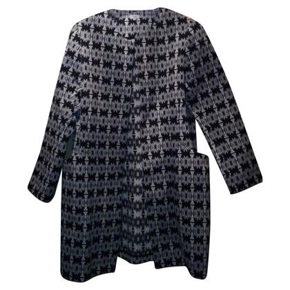 Hoss Intropia cappotto corto in stile etnico