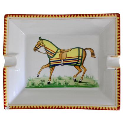 Hermès ASHTRAY HERMES HORSE