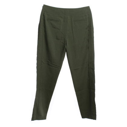 Derek Lam trousers in olive green