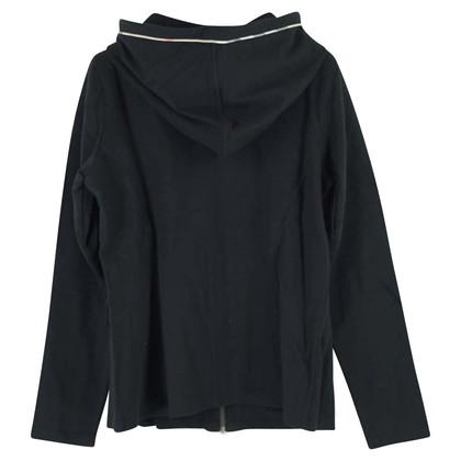 Burberry Sweatshirt jacket in black