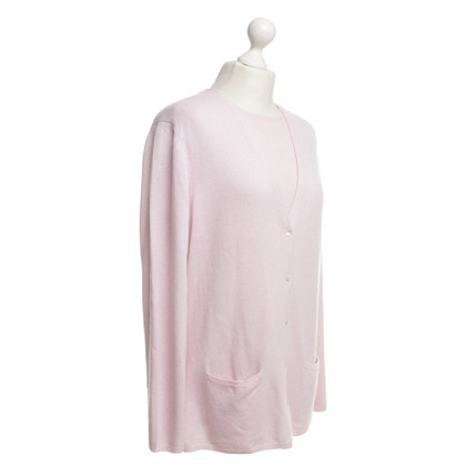Repeat Cashmere Twinset in Rosa