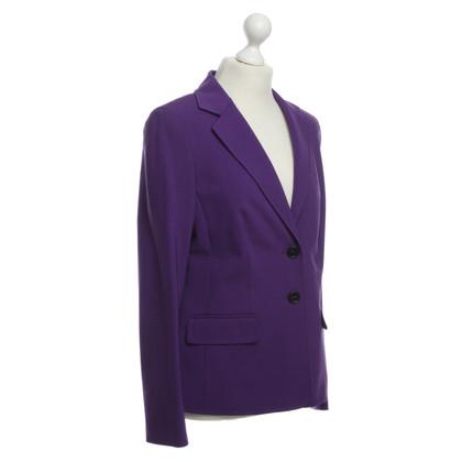 Escada Blazer in purple