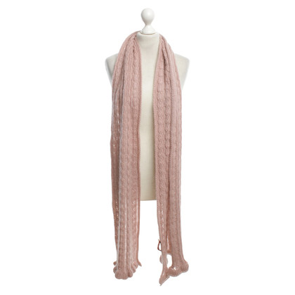 Missoni Scarf in blush pink