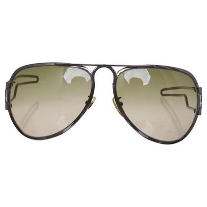 Fendi Sonnenbrille in Pilotenform