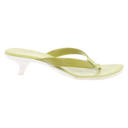 Hogan Toe separator with heel