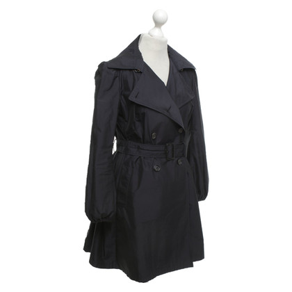Prada Coat in dark blue