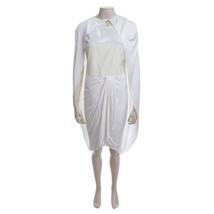 Giambattista Valli Silk dress in cream