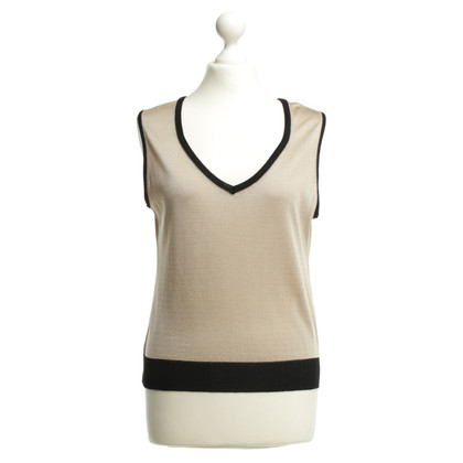 Moschino Top in Beige