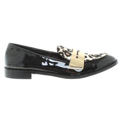 Juicy Couture Slipper with leopard print