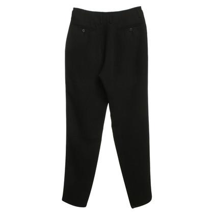 Issey Miyake Pantaloni in Black