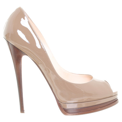 Casadei pumps Brown