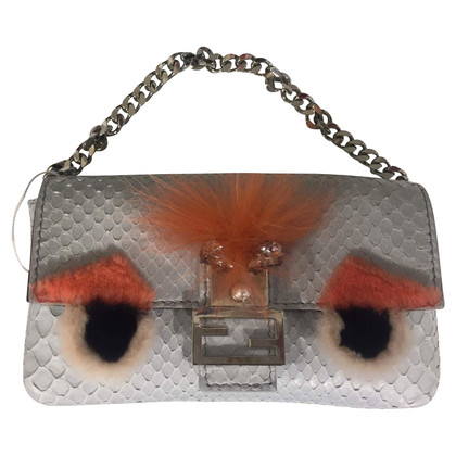 "Fendi ""Mini Baguette Bag"""