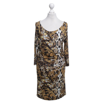 Philipp Plein Dress with animal print