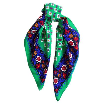 Yves Saint Laurent silk scarf