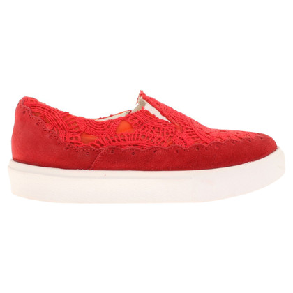 Chiara Ferragni Slipper in Red