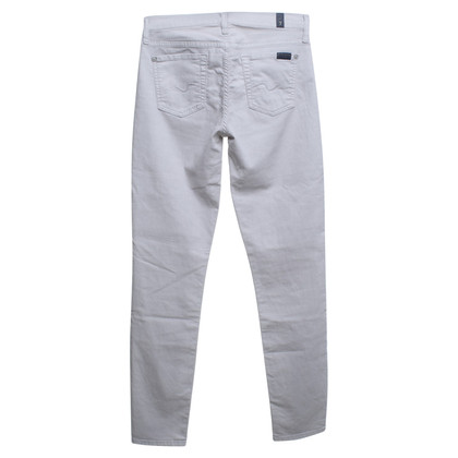 7 For All Mankind Jeans in Beige