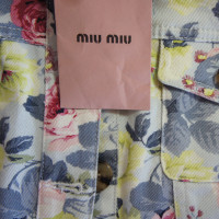 Miu Miu Denim Jacket
