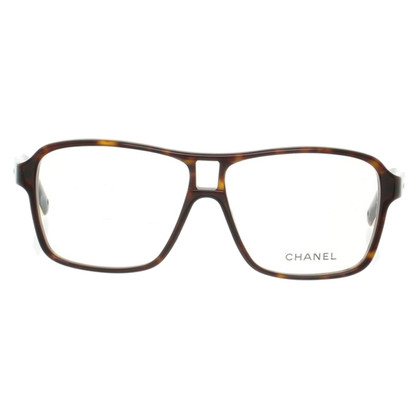 Chanel Glasses Tortoiseshell