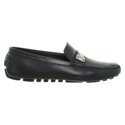 Louis Vuitton Loafer in black