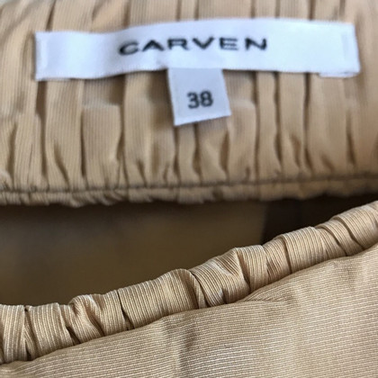 Carven Gonna a pieghe