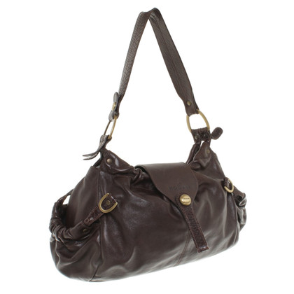 Hogan Borsa in Brown