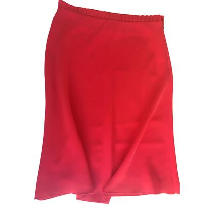 Armani Red skirt