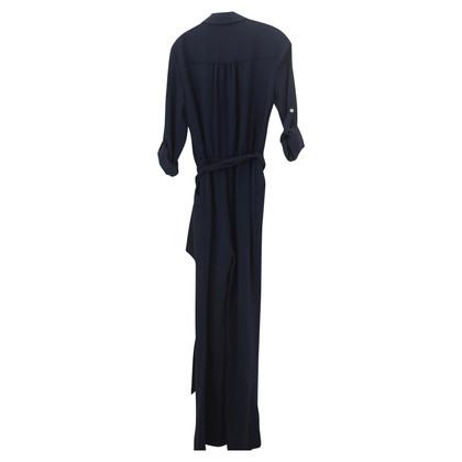 Diane von Furstenberg Navy blue jumpsuit