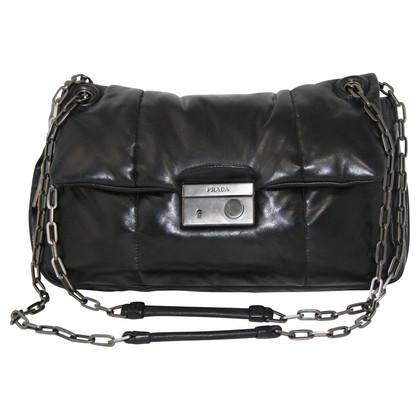 Prada Nappa-Bomber-Tasche