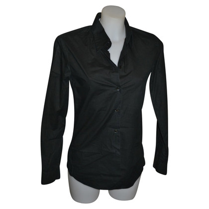 Viktor & Rolf Black cotton blouse