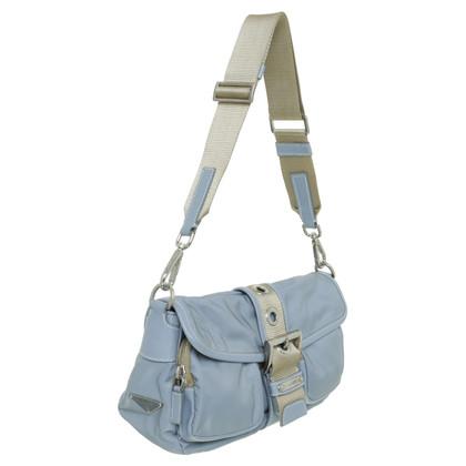 Prada Shoulder bag in light blue