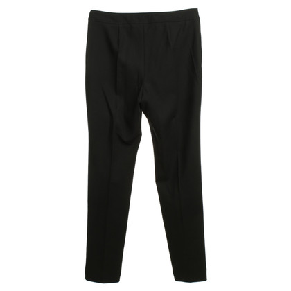 A.P.C. Pleated pants in black