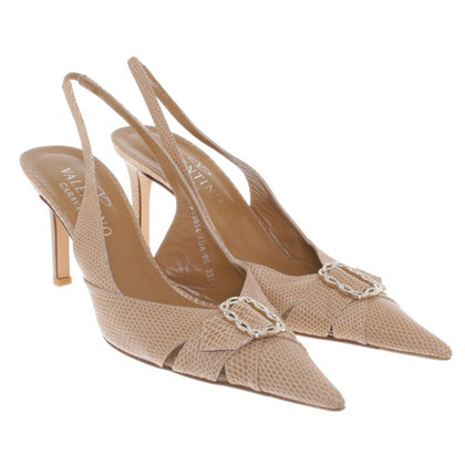 Valentino pumps in beige