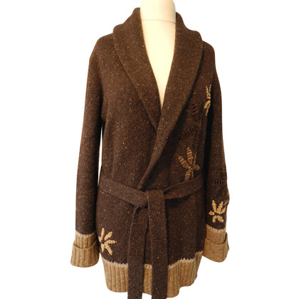 Escada Cardigan in brown