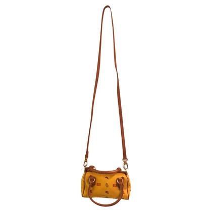 Etro Yellow shoulder bag