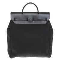 Hermès Shoppers Bag in zwart