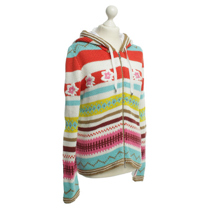 Bogner Cardigan with stripes