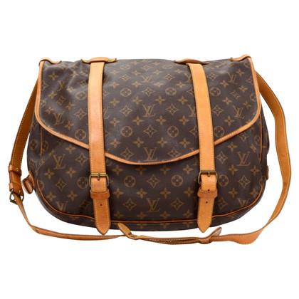 Louis Vuitton Saumur 43 XL