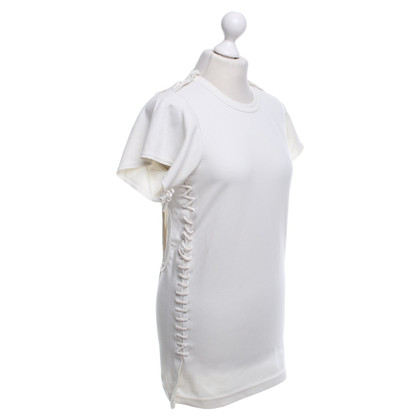 Comme des Garçons Dress in white