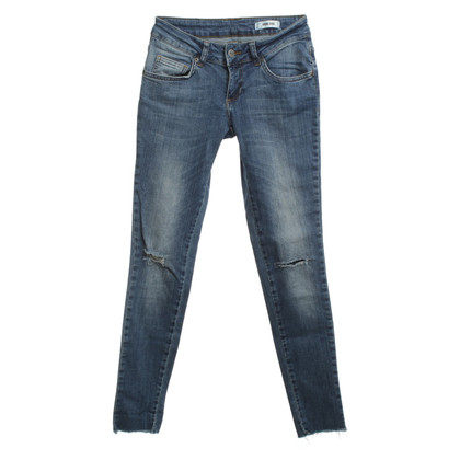 Anine Bing Jeans im Used-Look