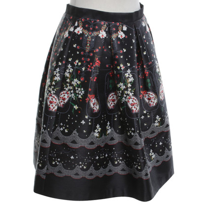 Other Designer Piccione - skirt with floral print