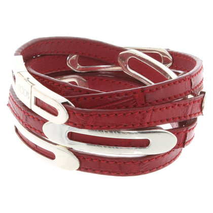 Tod's Bracelet in red