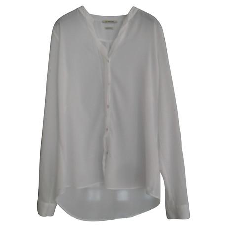 Rich & Royal Bluse Weiß