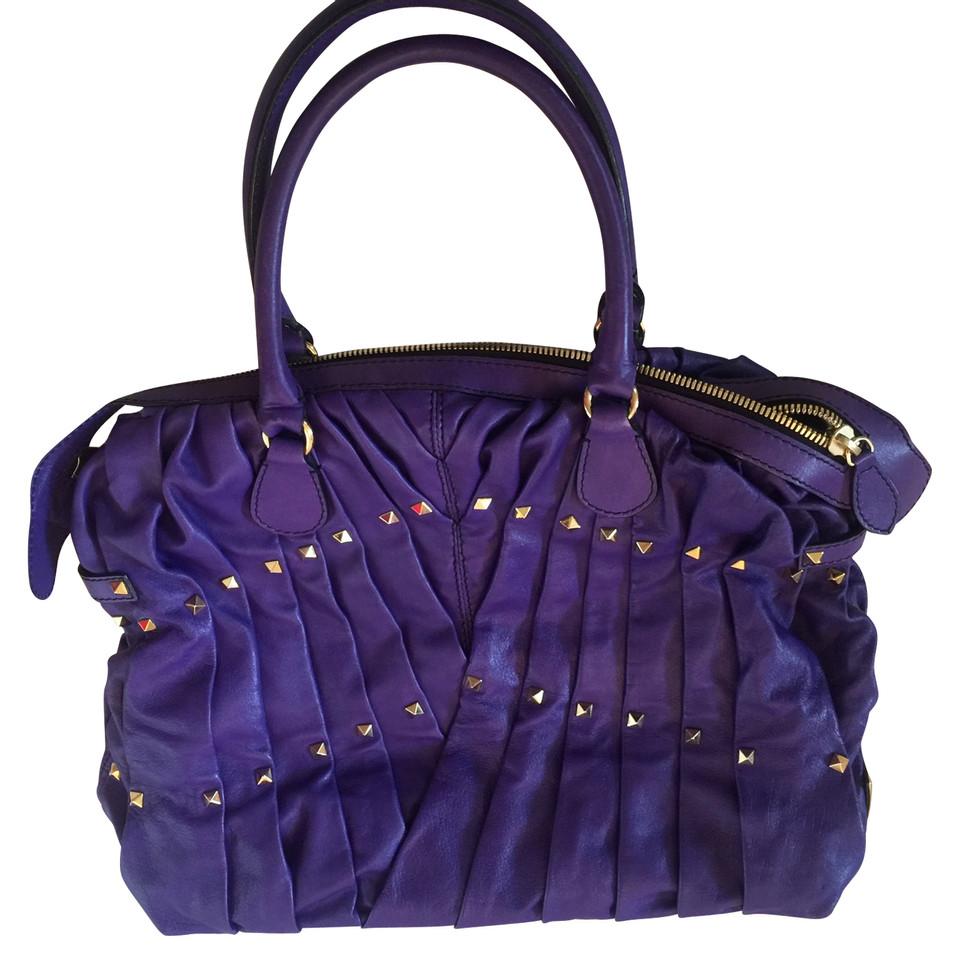 valentino handtasche second hand valentino handtasche gebraucht kaufen f r 440 00 2441279. Black Bedroom Furniture Sets. Home Design Ideas