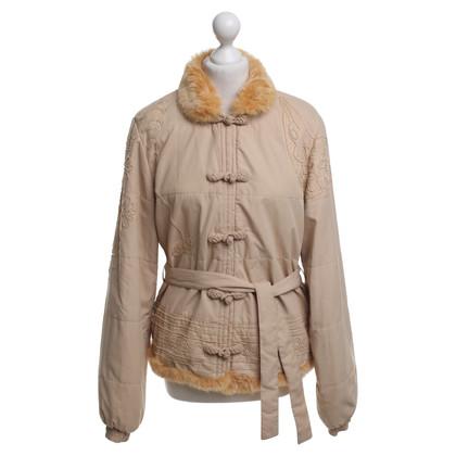 Roberto Cavalli Jacket in beige