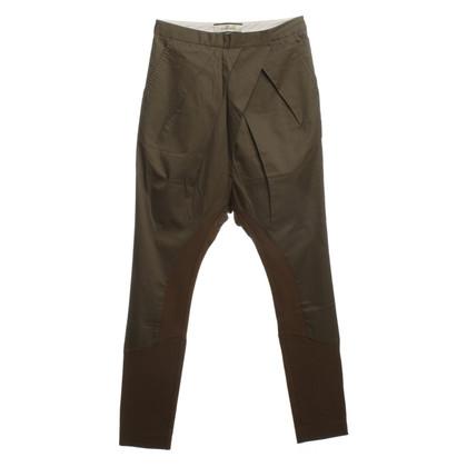 By Malene Birger Trousers in khaki