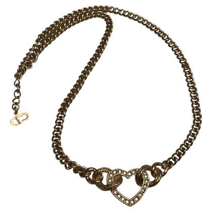 Christian Dior Chain in gold