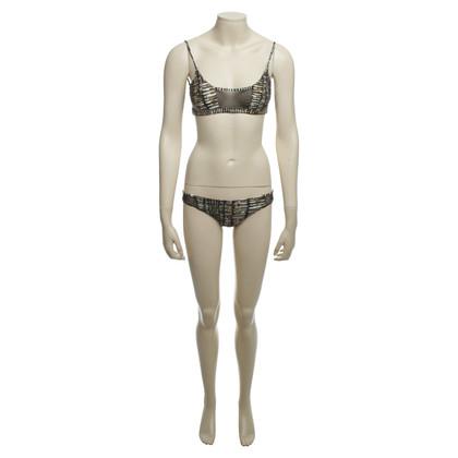 Andere Marke Issa de 'Mar - Bikini mit Muster
