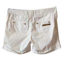 Roberto Cavalli Shorts in white
