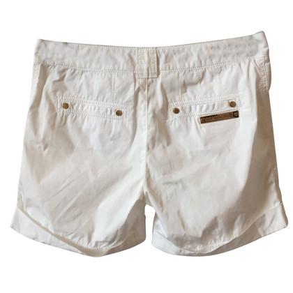 Roberto Cavalli  Shorts in Weiß