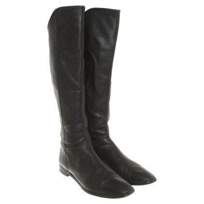 Baldinini Boots in dark brown